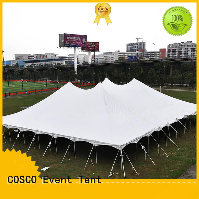 COSCO sale wedding tents for sale producer grassland
