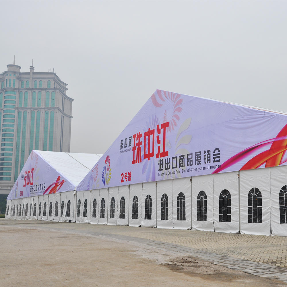 COSCO Outdoor Aluminum Large Size Church Tent, Large Wedding Tent, Large Event Party Tent