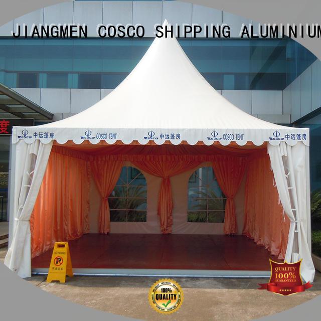 gazebo tent aluminium China cold-proof