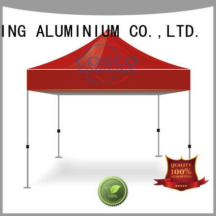 COSCO aluminium gazebo tent supply