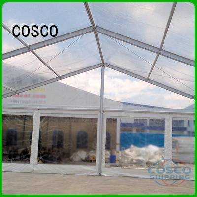 COSCO event party tents for sale for holiday