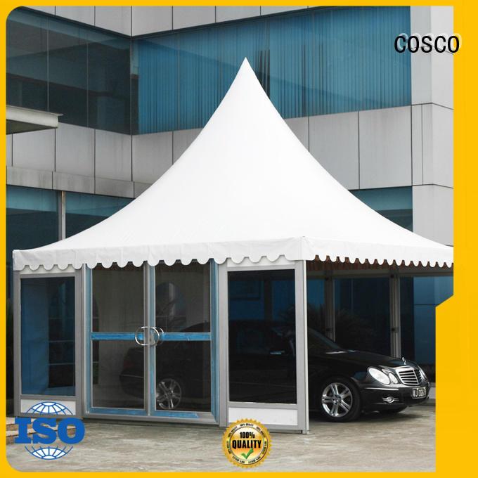 COSCO outdoor wedding tent China rain-proof