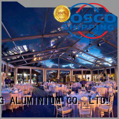 COSCO polygon event tent owner for engineering