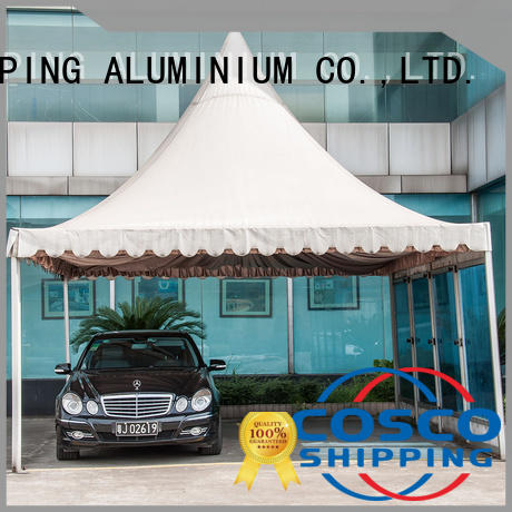 COSCO party gazebo canopy tent effectively for engineering