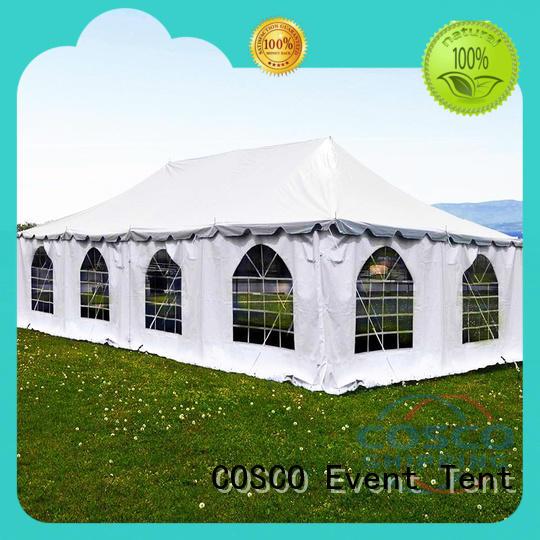 COSCO best gazebo tent in-green for engineering