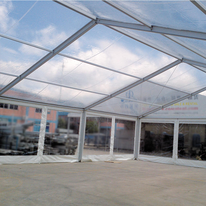 Aluminum Luxury Outdoor Wedding Event Party Marquee Tents for 300 People