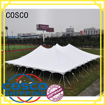 curved gazebo tents for sale from vendor for disaster Relief