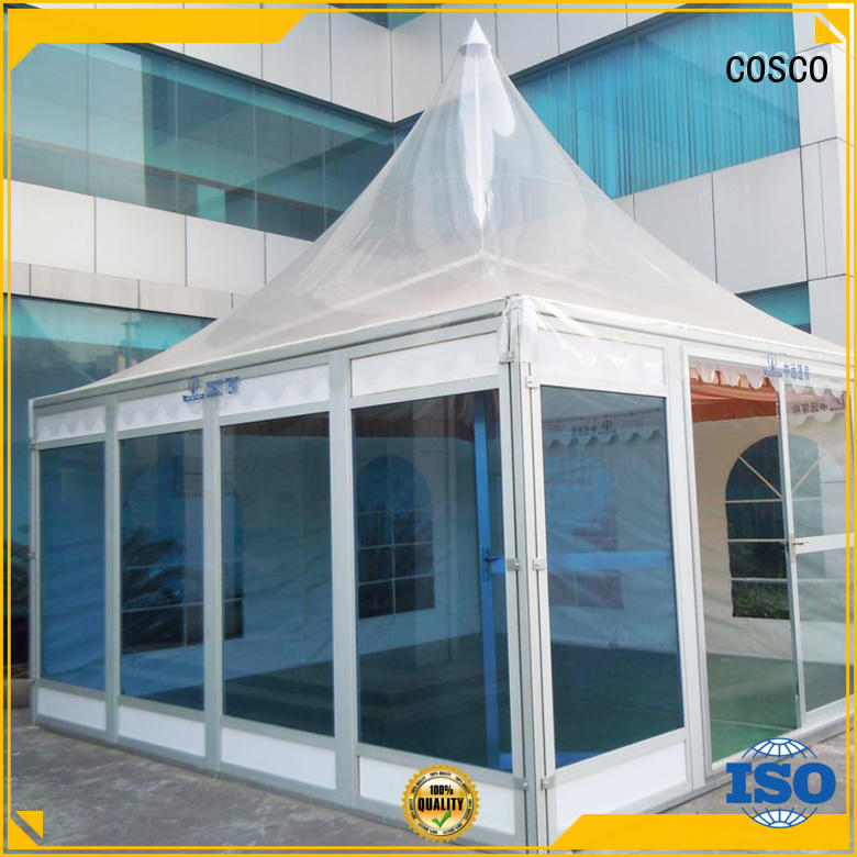 outdoor gazebo tent 5x5m long-term-use snow-prevention