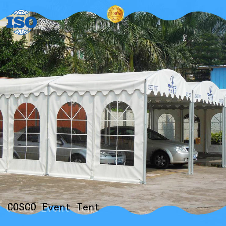 scientific aluminium tent elegant marketing for party