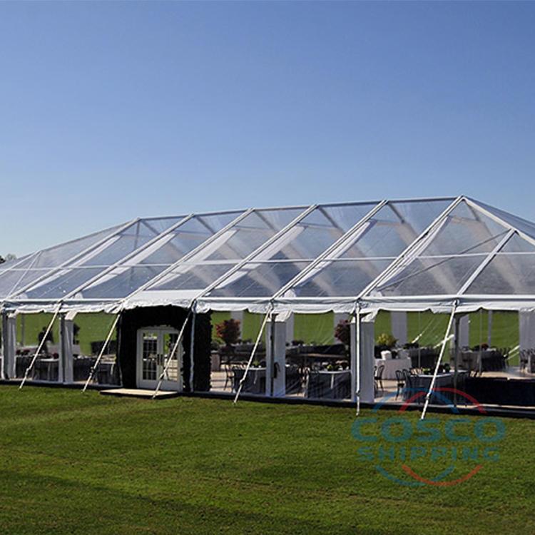 Custom folding waterproof 500 people wedding tents for events outdoor