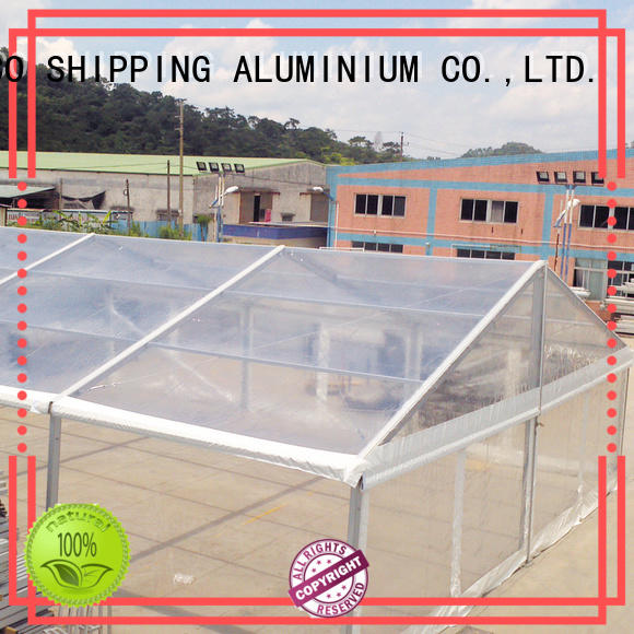 COSCO tent event tent experts for engineering
