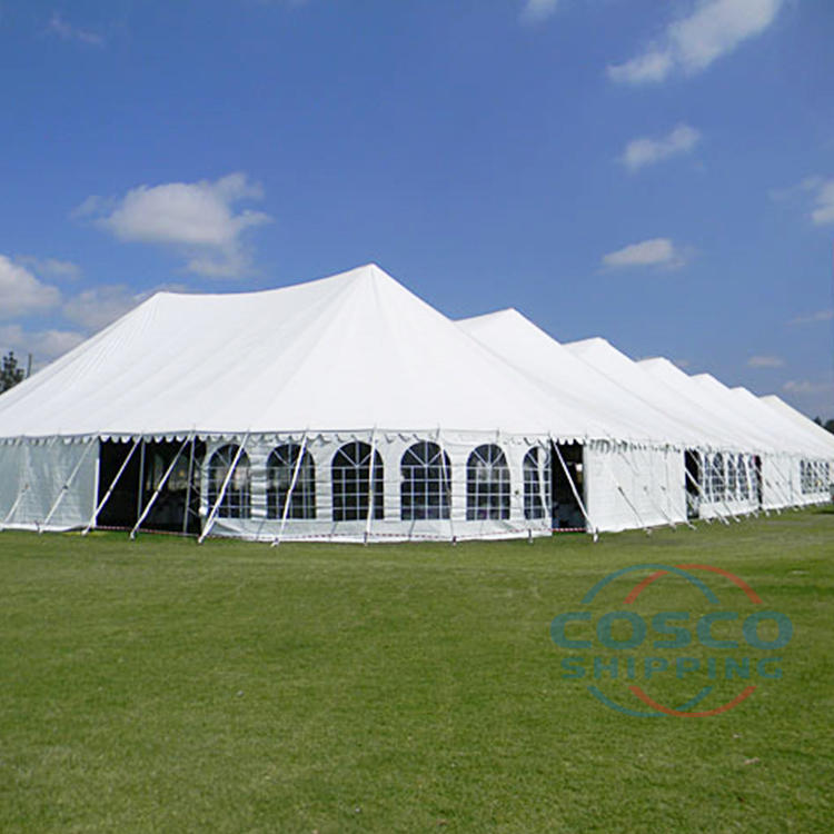 500 seaters outdoor luxury marquee party event wedding tent