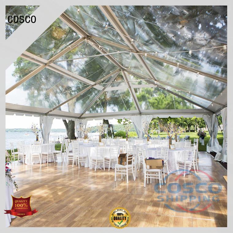 COSCO 40x60m structure tents type grassland