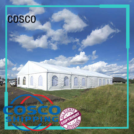COSCO or event tent for-sale Sandy land