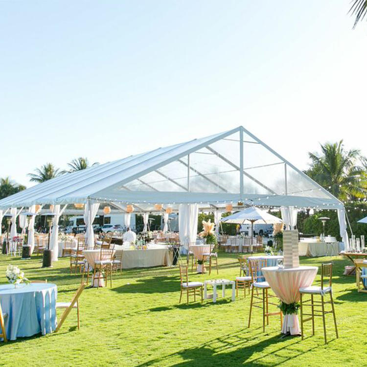 Wedding Party Event Marquee tent for 100 - 500 People