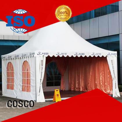COSCO first-rate outdoor gazebo tent supplier Sandy land