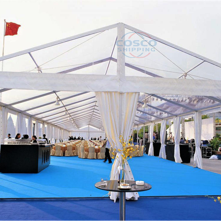 10x40 Transparent wedding tent wedding marquee party tent for sale