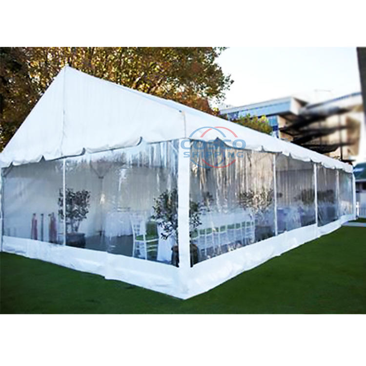Good price 10x30 wedding tent 100 seater wedding tent for sale