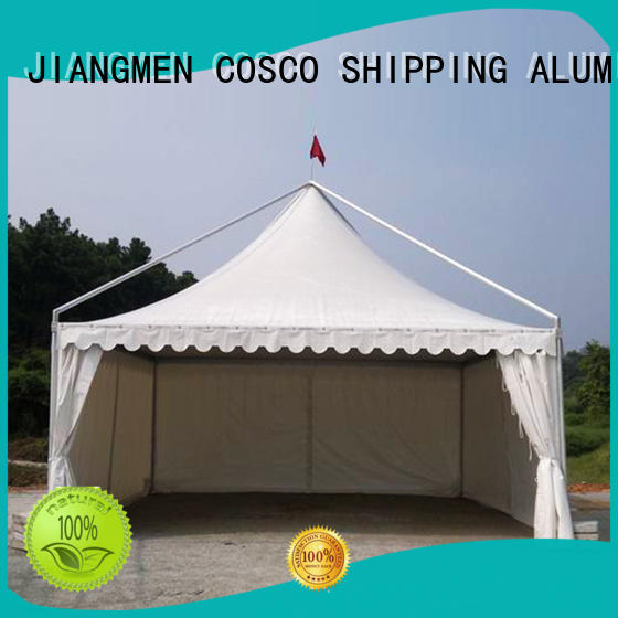 COSCO best wedding tent supply rain-proof