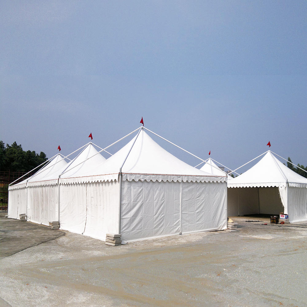 COSCO Modular Gazebo Canopy Tent Trade Show Gazebo Tent 3m x 3m/ 4m x 4m/ 5m x 5m, 6m x 6m