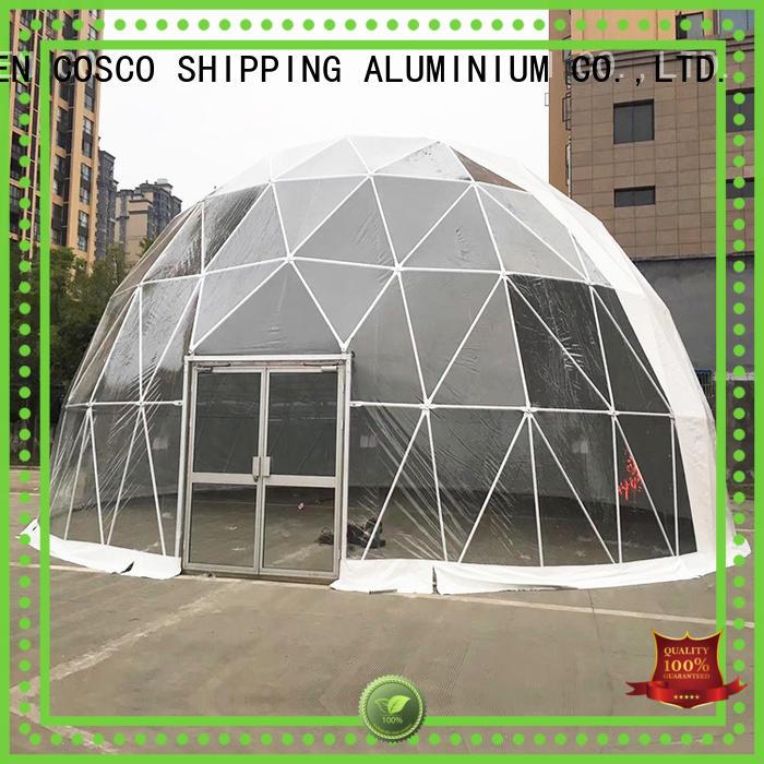 COSCO event dome tents for sale wholesale rain-proof