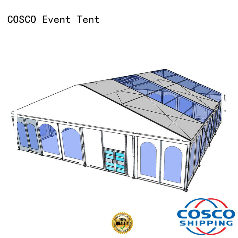 COSCO style pvc tent manufacturer pest control