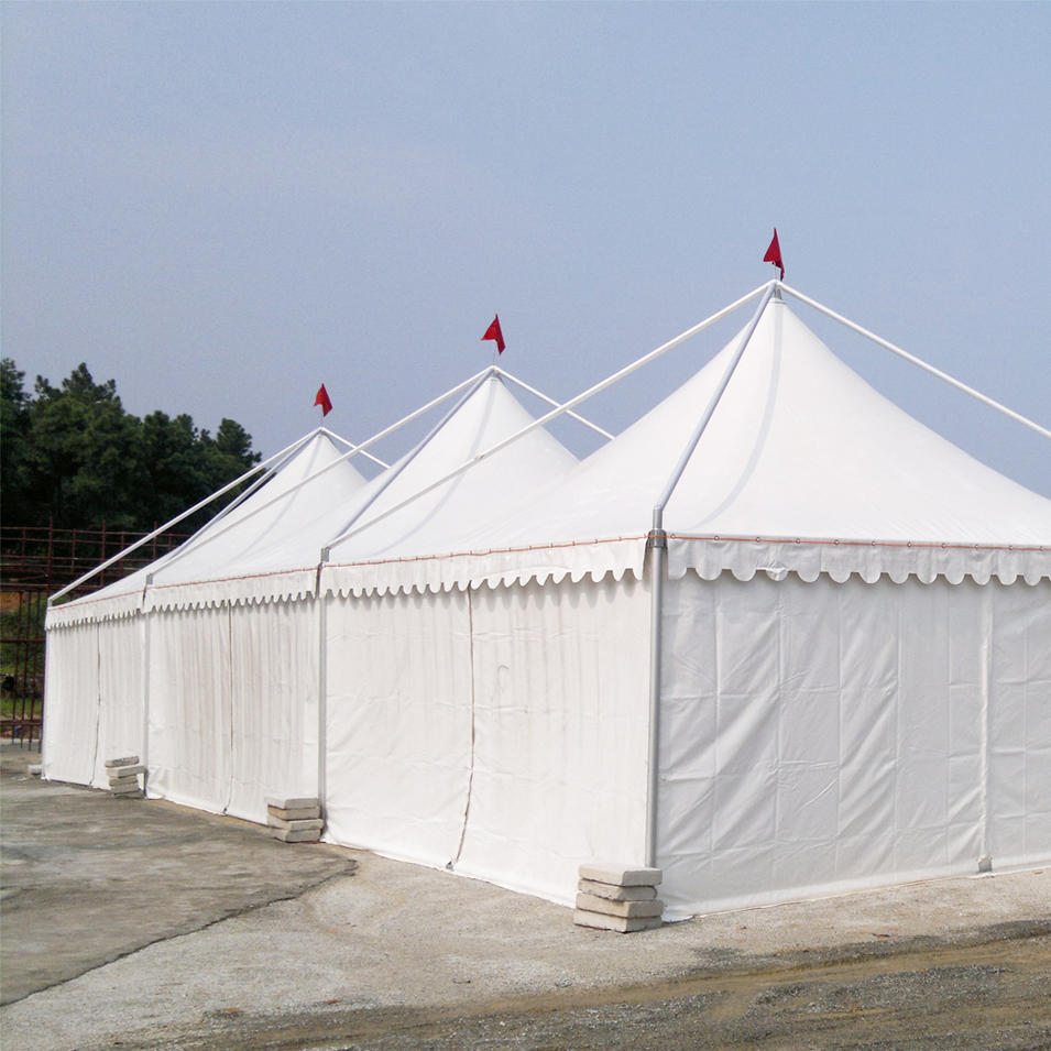 COSCO Cheap Price Outdoor Aluminum Frame White Pvc Coated Canopy Commercial Gazebo Tents For Sale