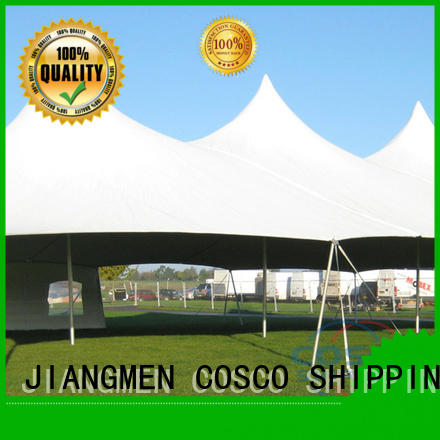 peg and pole event tent 6x6m long-term-use for engineering