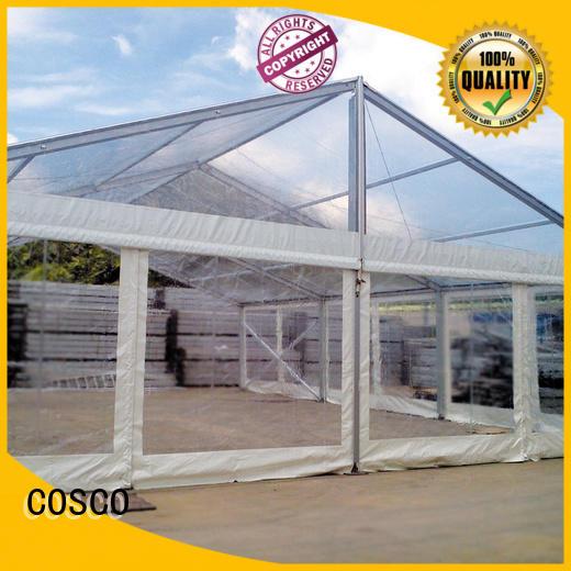 COSCO 40x60m event tent marketing foradvertising