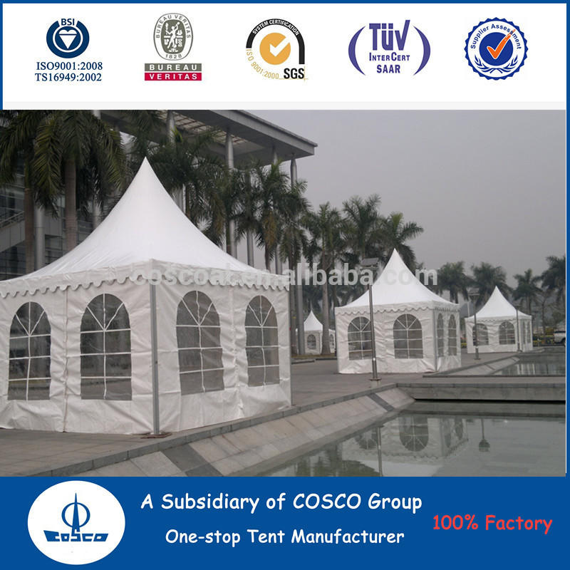 New Product Hot sale shelter tent with PVC fabric