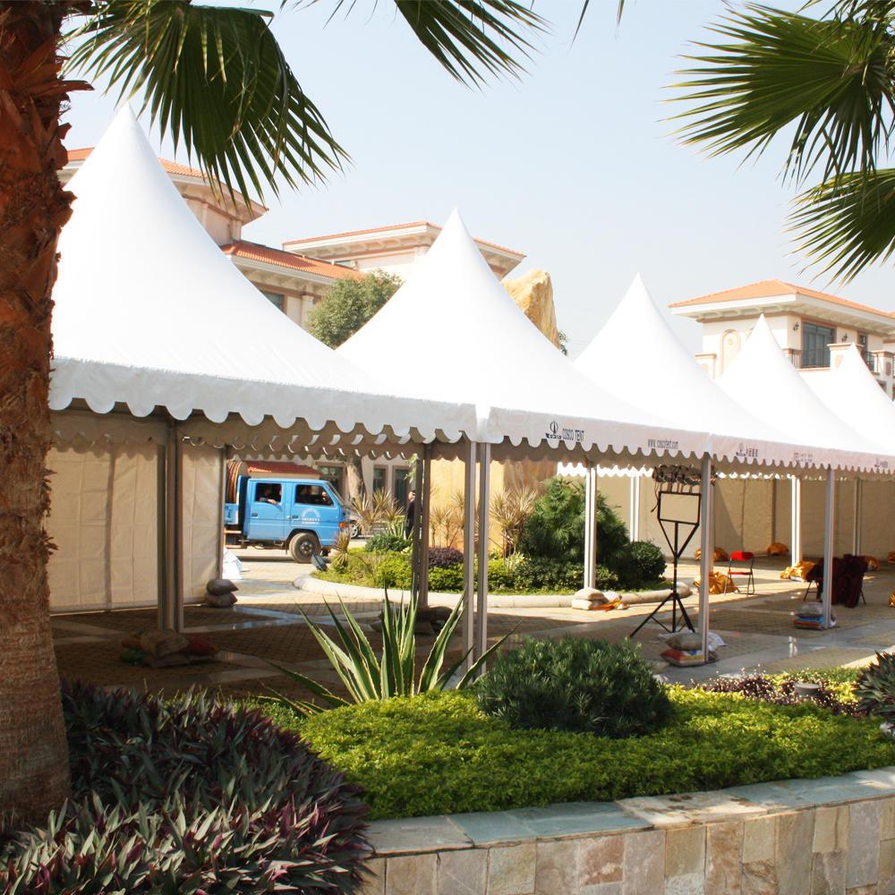 COSCO Factory Sale Modern Commercial Outdoor Aluminum Pergola Tent