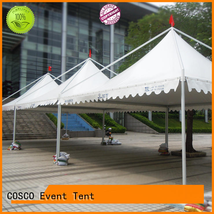 COSCO outdoor gazebo tents pest control