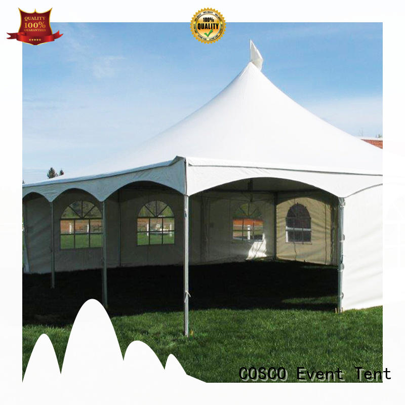 COSCO supernacular frame tents for sale China for wedding