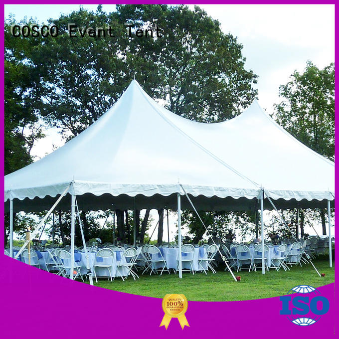 COSCO event tent for engineering