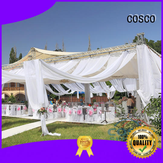 COSCO small structure tents for-sale Sandy land
