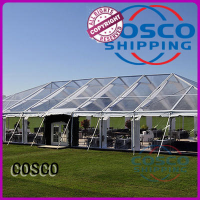 COSCO structure party tents for sale owner foradvertising