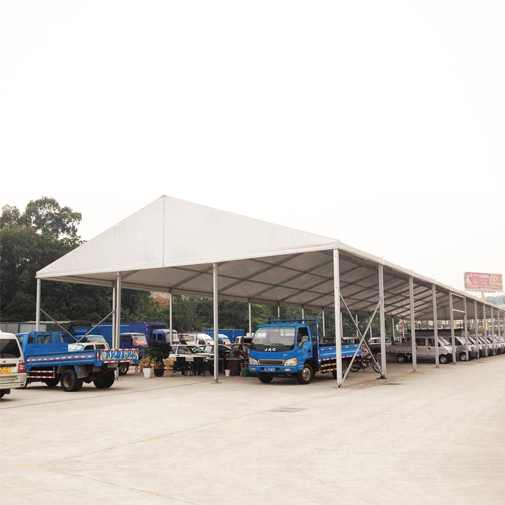 COSCO Outdoor Aluminum Alloy Frame Car Storage Sunscreen Large Tent Car Parking Shelter Garage Tent