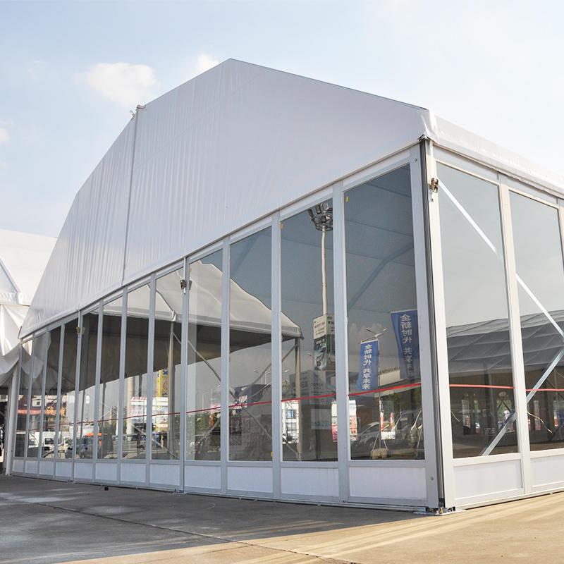 COSCO 6x12 tent outdoor big family tent custom aluminum big tent house