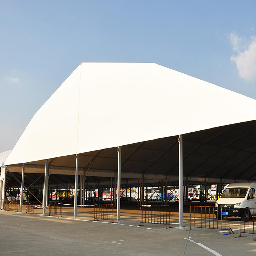 Designed for Canada High Quality PVC Farm Used Storage Building Tent