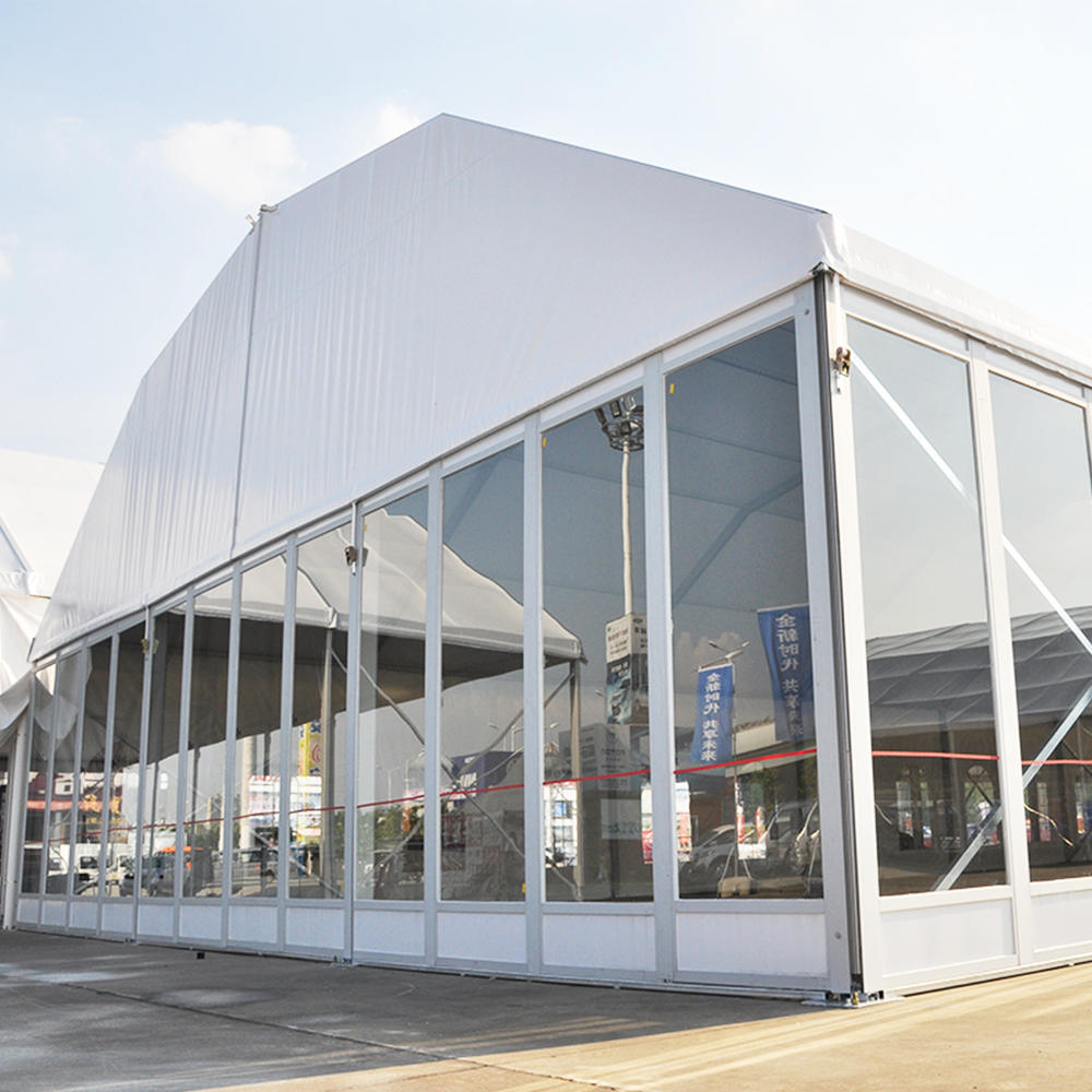 Polygonal tent made in China for outdoor event