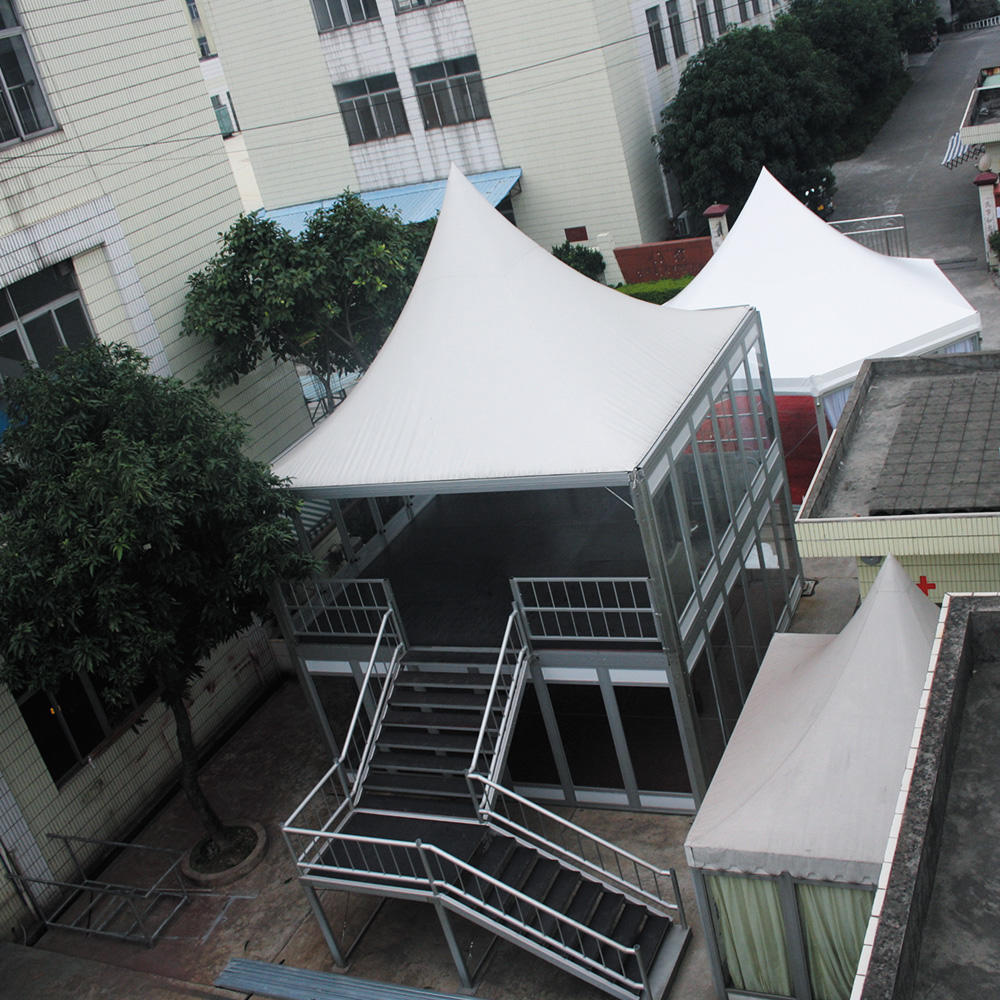 Double Decker Event Tent for Exhibition