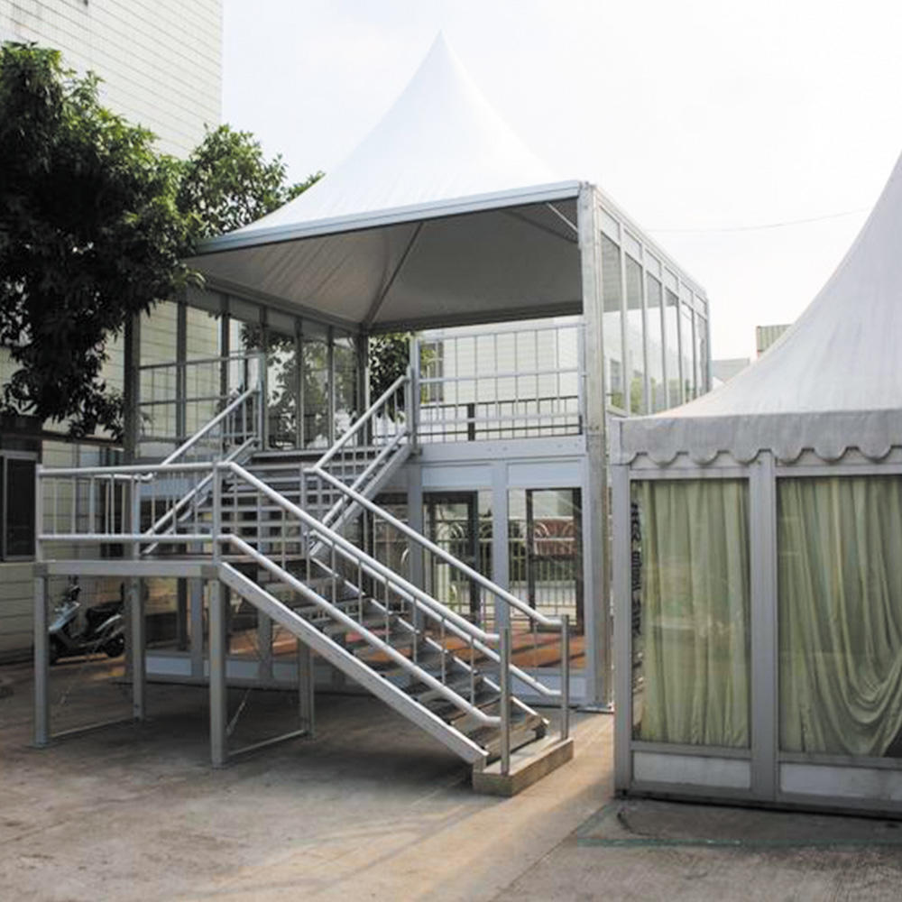 Double Decker Aluminum Party Marquee Tent for Sale