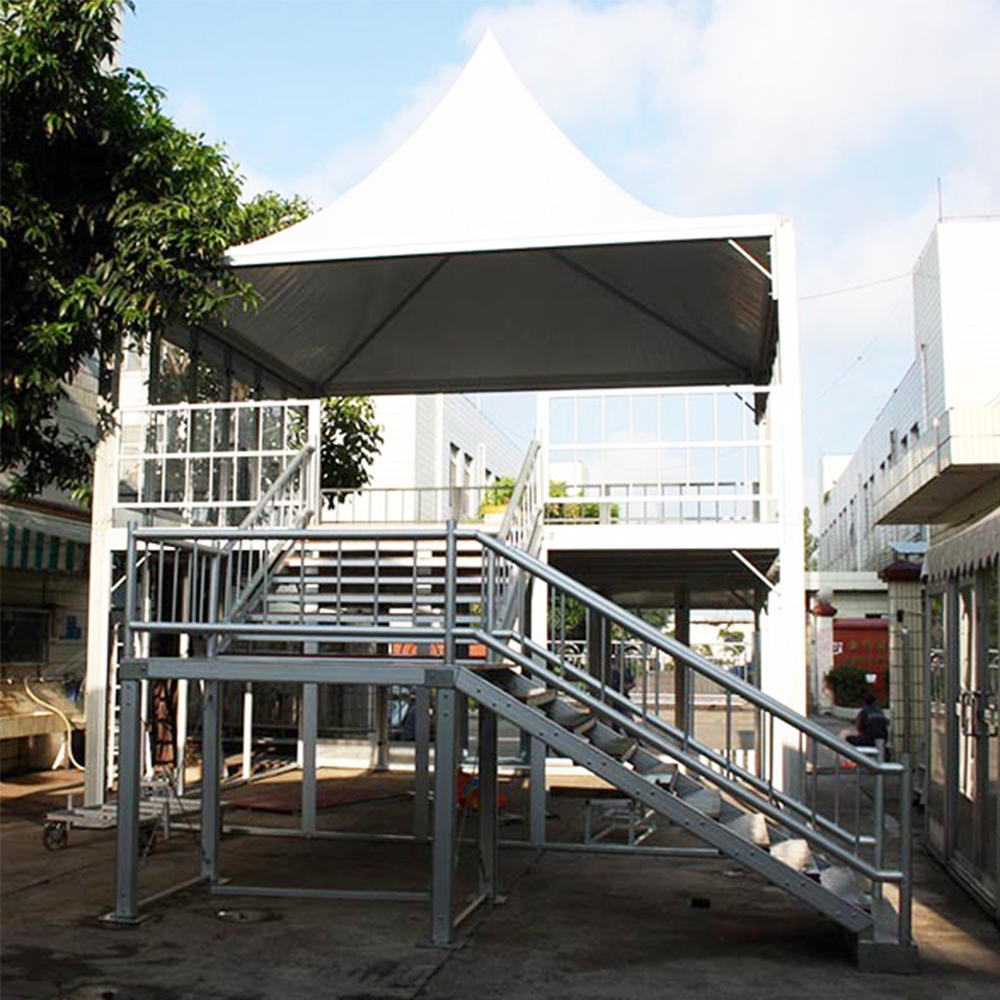 COSCO tent for events outdoor Exhibition double decker tent