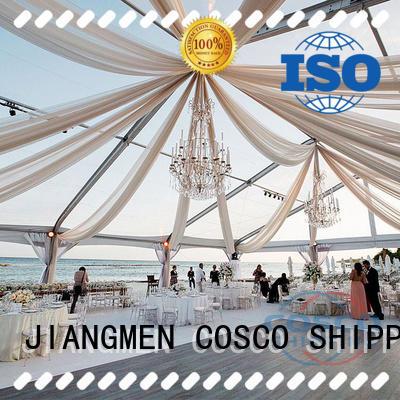 COSCO unique party tent for sale Sandy land