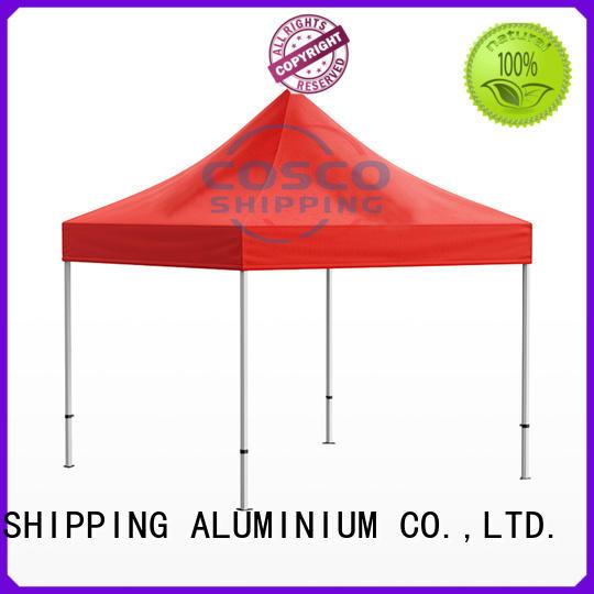 geodesic outdoor gazebo tent aluminium long-term-use grassland
