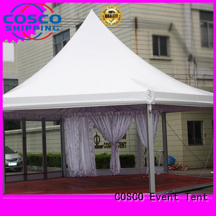 event structure tents 3x9m for-sale for disaster Relief