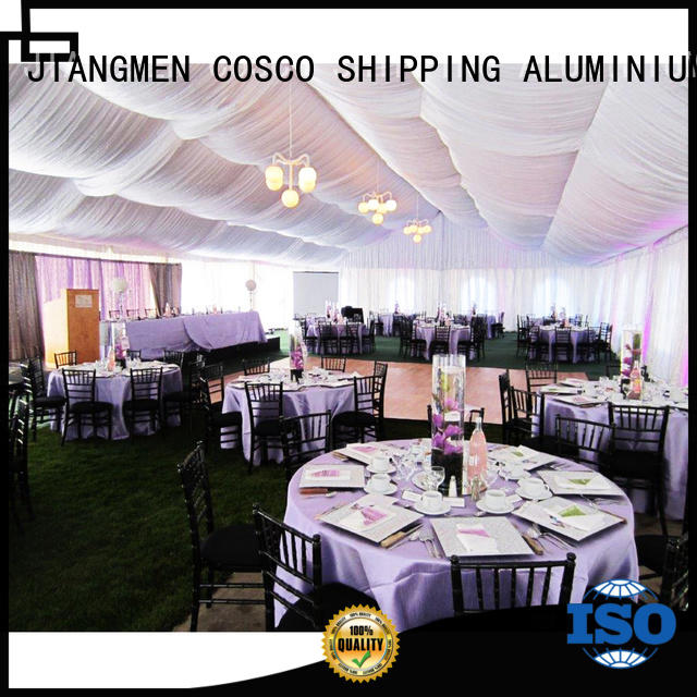 COSCO tentf event tent type for disaster Relief
