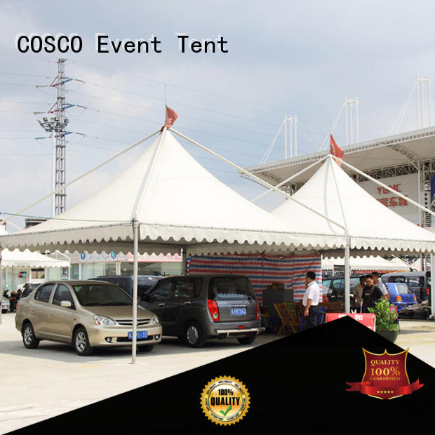 COSCO distinguished gazebo tents long-term-use grassland