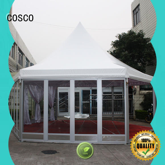 reasonable outdoor gazebo tent event vendor for disaster Relief