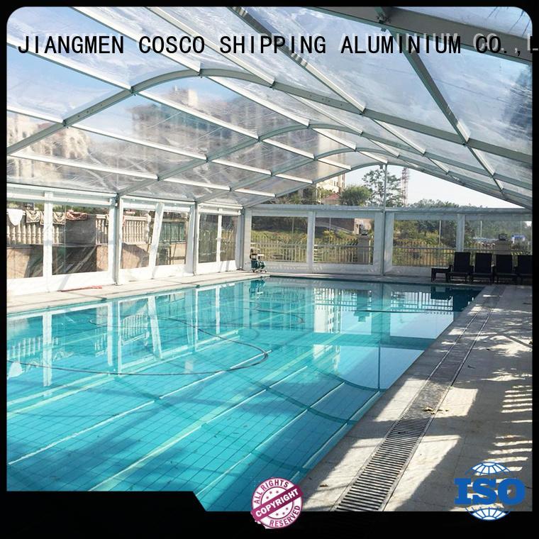 COSCO arcum aluminum tent manufacturer pest control